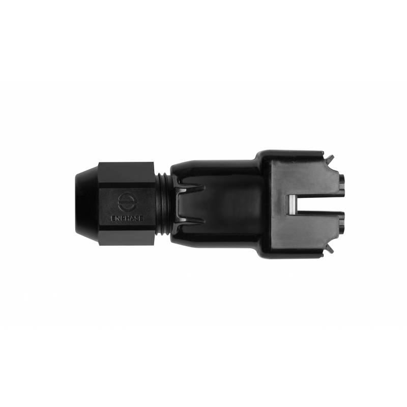 Male field-wireable connector Q kabel