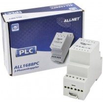 Allnet Powerline ALL 1688 PC Fasekoppeling 400V/AC (max.)